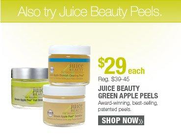 Juice Beauty Green Apple Peels