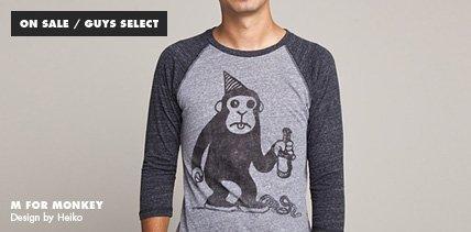 On Sale / Guys Select