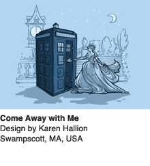 Come Away with Me - Design by Karen Hallion / Swampscott, MA, USA