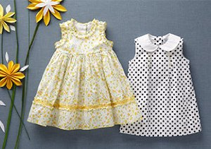 Baby Dresses: Baby CZ by Carolina Zapf