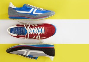 A Pop of Color: Sneakers, Boots & More