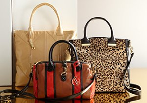 Adrienne Vittadini Handbags:  Up to 80% Off