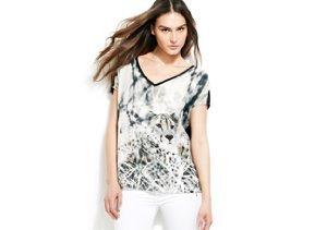 Bright & Bold: Tops from Drew