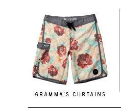 Gramm'as Curtains