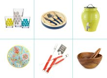It's Spring! BBQ, Picnic, & Entertaining Pieces