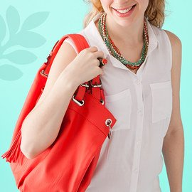 Coral & Turquoise: Accessories