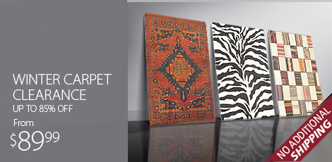 Winter Carpet Clearance