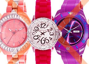 Glamour Watches by Jet Set