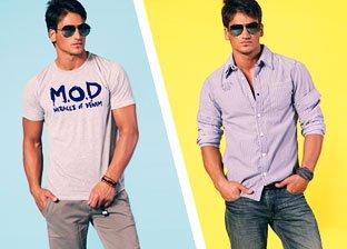 Hot Summer Apparel for Men