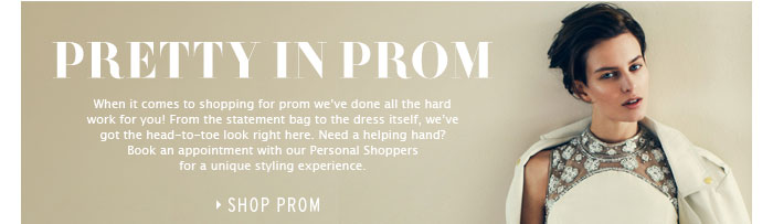 PRETTY IN PROM - Shop prom