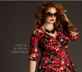 Jodie Top by Igigi by Yuliya Raquel