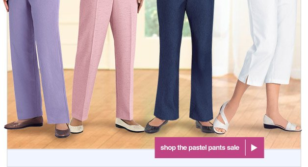 shop the entire pants sale now!