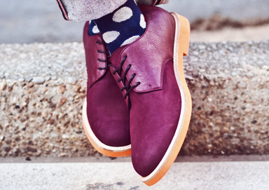 Shop The Dapper Gentleman: Footwear