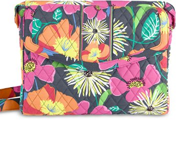 Tablet Hipster in Jazzy Blooms