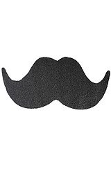 The Mat the Mustache Doormat
