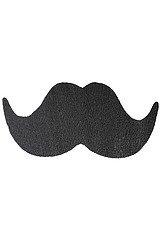 The Mat the Mustache Doormat