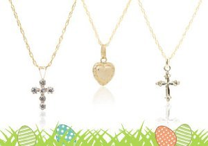 Easter Jewelry for Girls