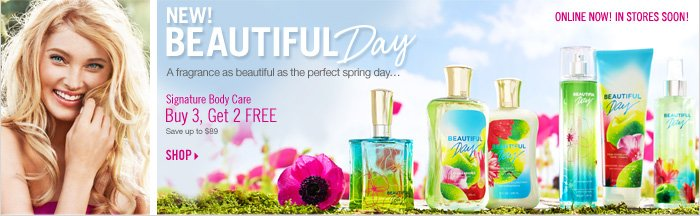 Signature Body Care - Buy 3, Get 2 Free