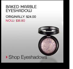 Baked Marble Eyeshadow - originally $24.00, now $16.80