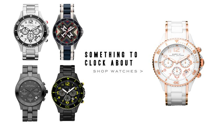 Marc by Marc Jacobs | Watches