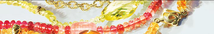 Spring is in the Air - Welcome warmth with vivid gemstones, joyously mixed. - Shop Vivid Gemstones