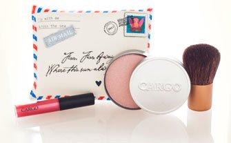 CARGO Cosmetics- Visit Event