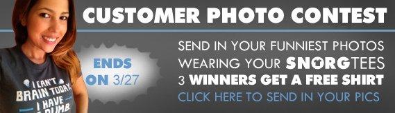 Customer Photo Contest
