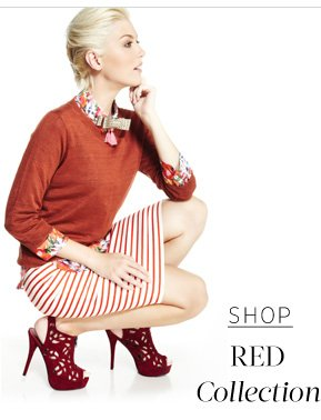 Shop Red Collection