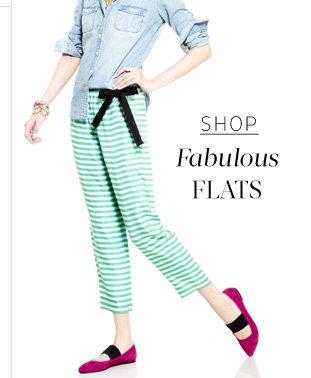 SHop Fabulous Flats