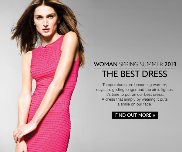 Spring Summer 2013 Woman Dresses