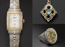 Hello, Statement-Maker Luxe Jewelry & Watches