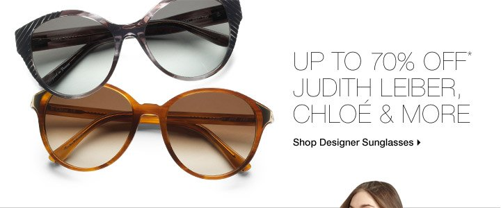 Up To 70% Off* Judith Leiber, Chloe & More