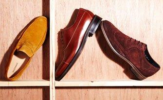 John Varvatos Footwear & More- Visit Event