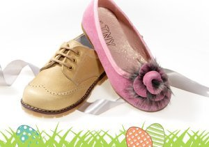 Hop Into Easter: Kids' Shoes
