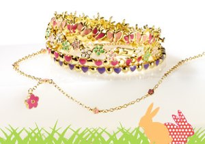 Little Miss Twin Stars Jewelry