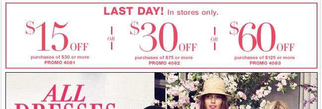 LAST DAY to use this coupon and SAVE! Shop NOW