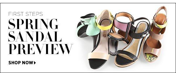 Shop Sandals >>