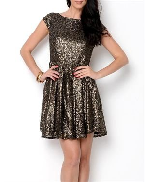 Eros Apparel Sequin Dress $49