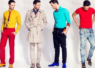 Trendy Looks for Men by Robert Kalinkin & More