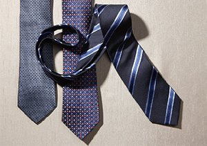 Well-Suited Details: Ties, Watches & More