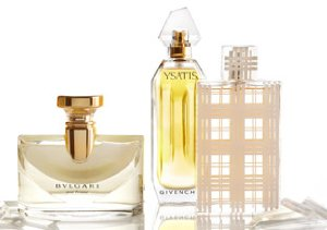 Spring Scents: Burberry, J'Adore & More