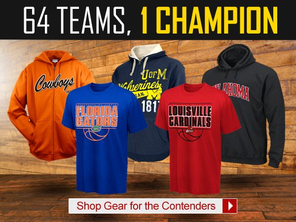 Shop Gear for the Contenders