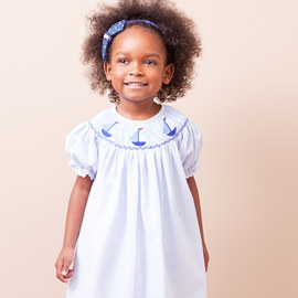 Classically Cute: Smocked Dresses