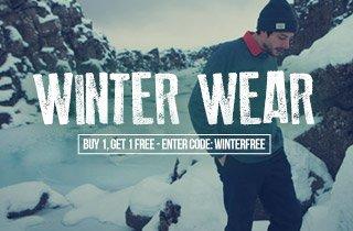 Winter Wear BOGO