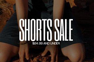 Shorts Sale