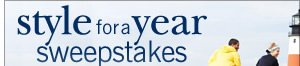 Style for a year sweepstakes