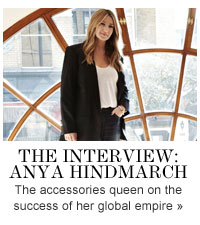 The Interview: Anya Hindmarch