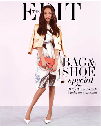 In this week's shoe and bag special, we showcase spring's most covetable accessories. From the essential fashion flat to the minimalist poche, it's your ultimate guide to SS13's game-changing pieces. Plus, in her first exclusive new video column, Fit for Fashion, celebrity trainer Tracy Anderson unveils a bespoke leg workout – perfectly toned calves await!