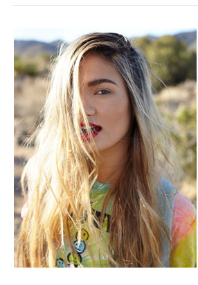 Get weird with us and our social media obsession, Pia Mia Perez