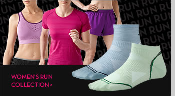 WOMENS RUN COLLECTION